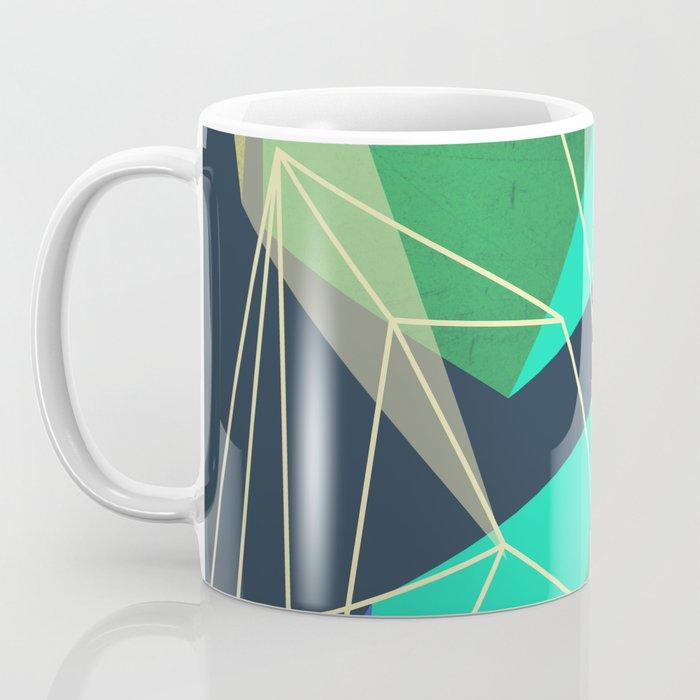 ColorBlock VI Coffee Mug