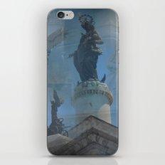 Rome Statues iPhone & iPod Skin