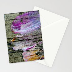 Parrot in flight Stationery Cards