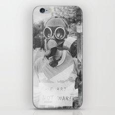 Make Art  iPhone & iPod Skin