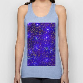 Hedge with Starlight Unisex Tank Top