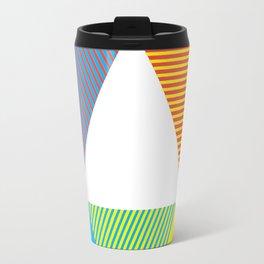 Color Wheel, design by Christy Nyboer Travel Mug