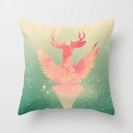 the Deerest Throw Pillow