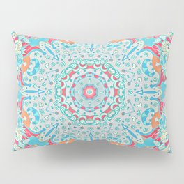 BOHO SUMMER JOURNEY MANDALA Pillow Sham