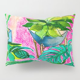 Indoor Jungle 4 Pillow Sham