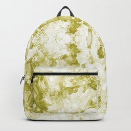 Abstract 20 Green Backpack