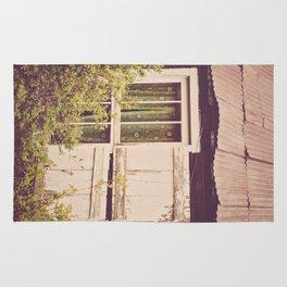 Antique Window Rug