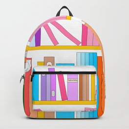 Favorite books Backpack