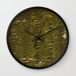 Snakeskin Wall Clock