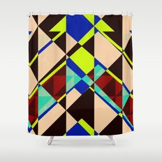 Dividends Shower Curtain