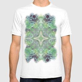Abstract Texture T-shirt