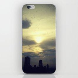 sun post rain iPhone Skin