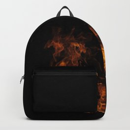 Fire Drake of the North Backpack