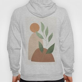 Abstract Rock Geometry 05 Hoody