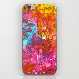 Love is Messy iPhone Skin