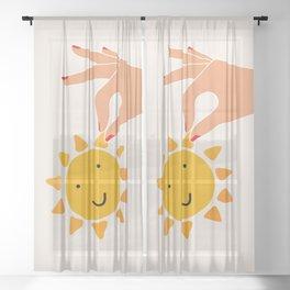 Is Ok Sheer Curtain