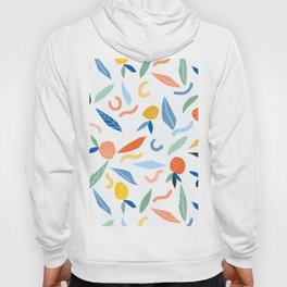 The object of art is to give life a shape. #pattern #illustration Hoody