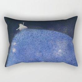 Sailing Princess of Stars Rectangular Pillow