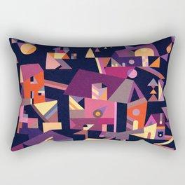 Structura 9 Rectangular Pillow