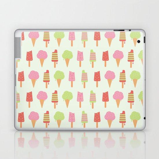 Ice Cream!!!  Laptop & iPad Skin