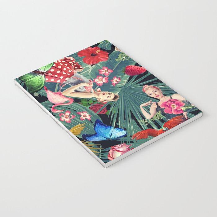 tropical fun sexy  Notebook