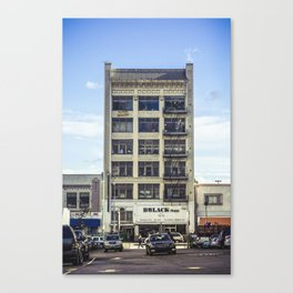 Downtown Los Angeles Building Canvas Print