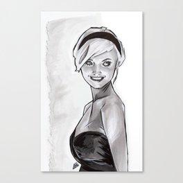 Smiles Canvas Print