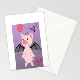 Cute Little Friend :3 Stationery Cards