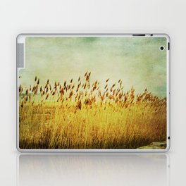 Winter Gold Laptop & iPad Skin