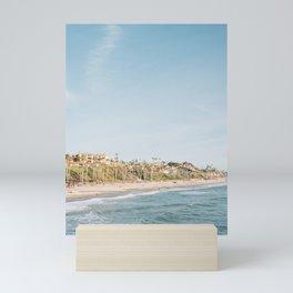 San Clemente Shore 01 Mini Art Print