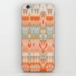 Peach iPhone Skin