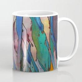 Pastel Oil Coffee Mug