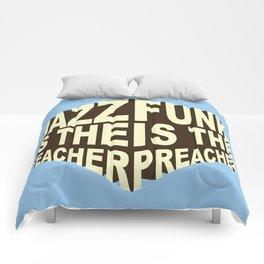 Jazz Funk Cube Comforters