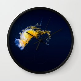 THE SECOND GRACE OF JELLYFISH Wall Clock