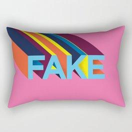 FAKE Rectangular Pillow