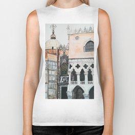 Venice architecture, Piazza San Marco, Dodge's Palace Biker Tank