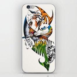 Sumatran Tiger iPhone Skin