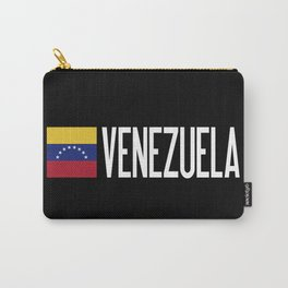 Venezuela: Venezuelan Flag & Venezuela Carry-All Pouch