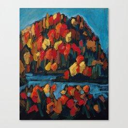 Autumn Foliage / Dennis Weber of ShreddyStudio Canvas Print