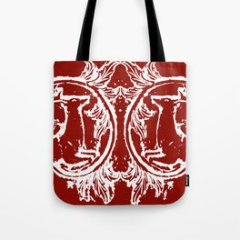 Asheville Stags a Leaping Tote Bag