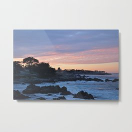 Pacific Sunset 277 Metal Print