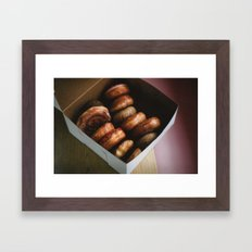 Dozen Framed Art Print