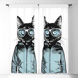 Cool Cat Blackout Curtain