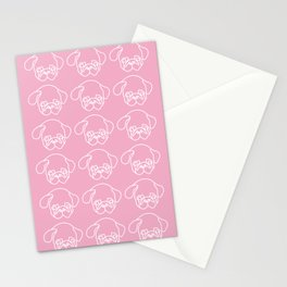 1800 PUGLINE BLING Stationery Cards