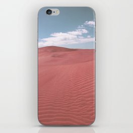 another planet iPhone Skin