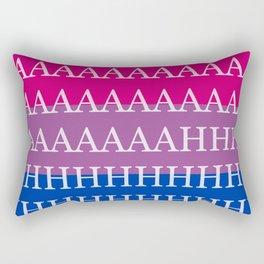 AAAAAAAAAAAAHHHHH Rectangular Pillow