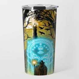 Book of Magic and Adventures Travel Mug