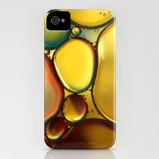 Oil & Water Abstract II iPhone (4, 4s) Slim Case