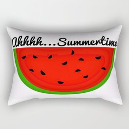 Ahhh....Summertime Rectangular Pillow