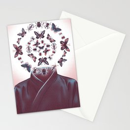 Zentomologist Stationery Cards